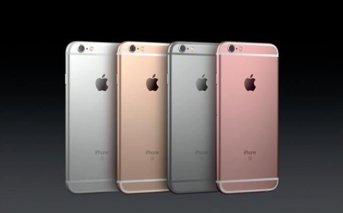 iPhone 6S kaina