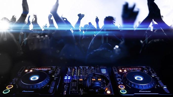 DJ paslaugos