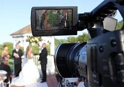 Vestuviu filmavimas