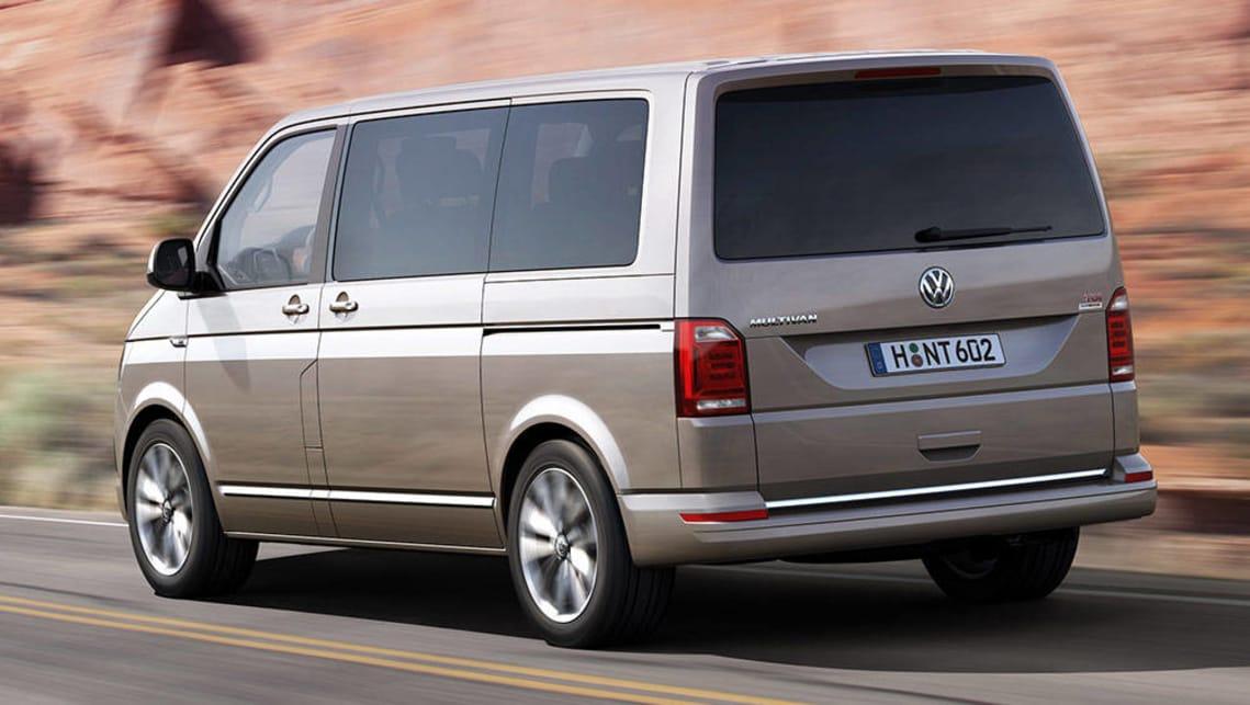 VW Transporter nuoma
